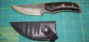 Custom Knife Sheath