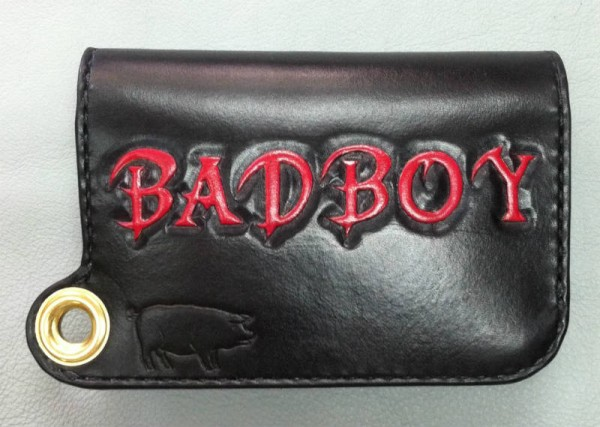 BADBOY's Back View