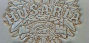 Husaria Wallet Tooling Detail