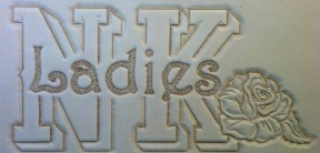 NK Ladies Tooling Detail
