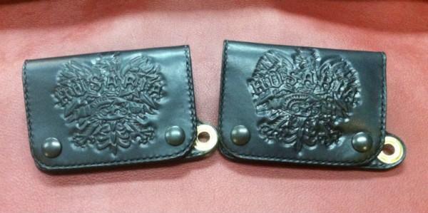 Husaria Custom Wallets Front