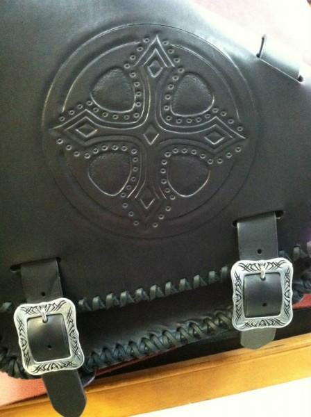 Custom Frame Solo Bag Tooling