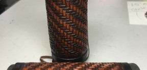 Custom Tooled Grip Wraps