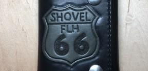 66 Shovel Trifold