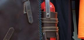 Fuel Cell Holder on Frame Bag